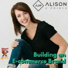 e-commerce with Alison Prince