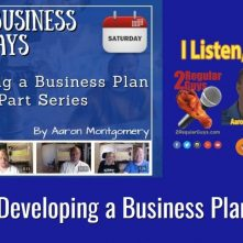 2RG Show Card Business Plan