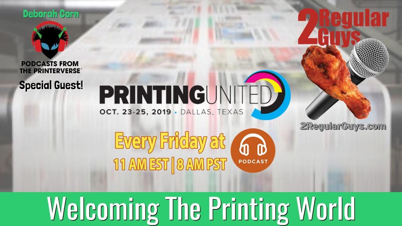 2RG Show Card YT Printing World