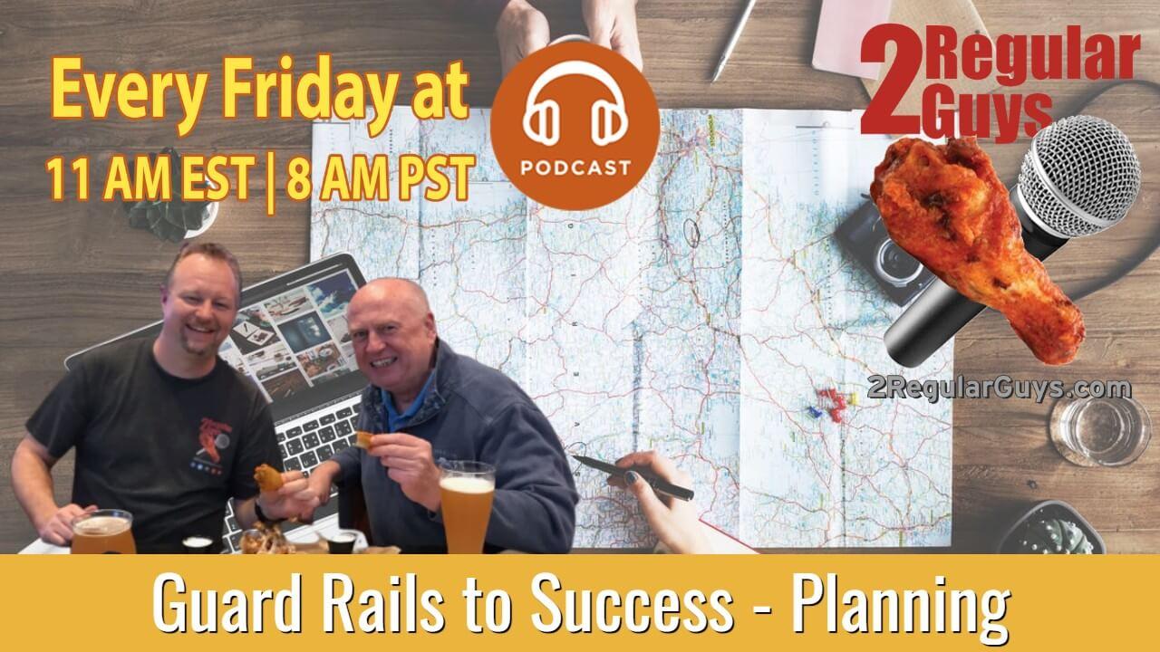 2RG Show Card YT Guard Rails