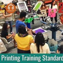 2RG Show Card YT Screen Print Training