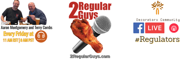 2 Regular Guys Podcast