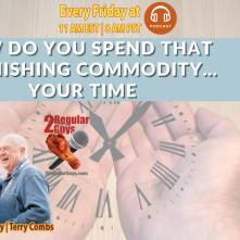 2 Regular Guys Show Cover Time Management
