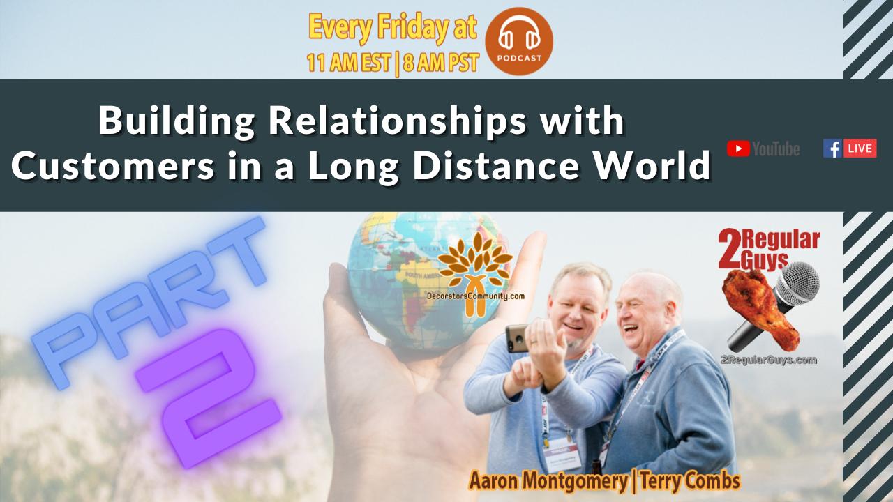 2 Regular Guys Show Cover Long Distance Relationships Part 2